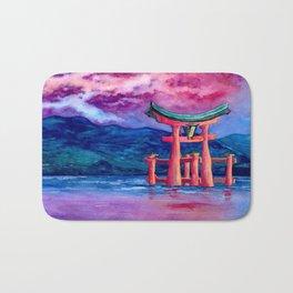 Tōri-iru Bath Mat