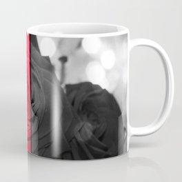 Bouquet de Roses Rouge Coffee Mug