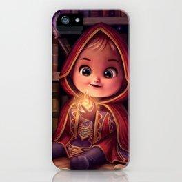 Nyssa iPhone Case