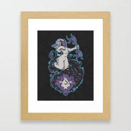 Kindred: The Eternal Hunters Framed Art Print