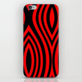 R3D Bu!bS iPhone Skin