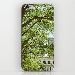 Bryant Park II iPhone Skin