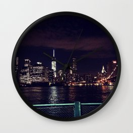 The City that never sleeps Wall Clock