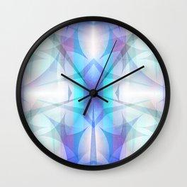 Moonshine Prism I Wall Clock