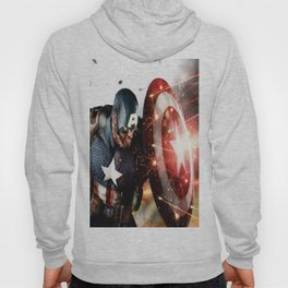 Man Of Captain In America Hoody