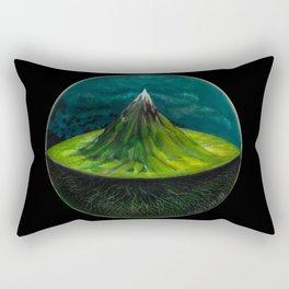 AXIS MUNDI.  Rectangular Pillow