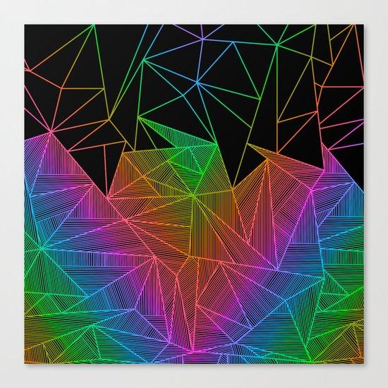 Bobby Rays Canvas Print