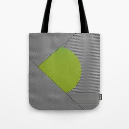 dot & stripes Tote Bag