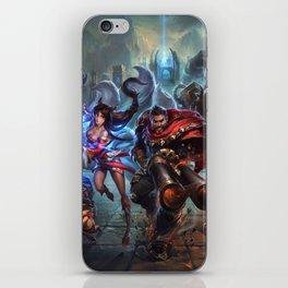 League of legends iPhone Skin