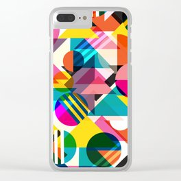 Multiply Clear iPhone Case