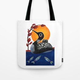 Baby Loon Tote Bag
