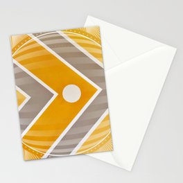 Fish - 3D graphic Stationery Cards