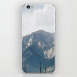 Lost in the Mountains iPhone Skin