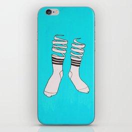 Socks iPhone Skin
