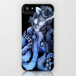 Deep Queen iPhone Case