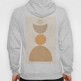 Minimal Abstract Art 29 Hoody