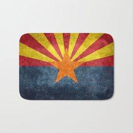State flag of Arizona, the 48th state Bath Mat