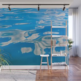 Clouds on Water Wall Mural