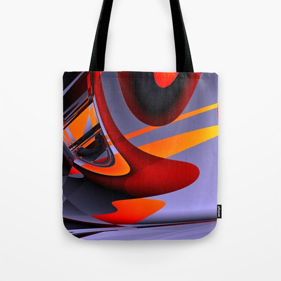 get into the flow Tote Bag