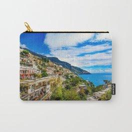 Amalfi Coast Italy Positano Carry-All Pouch