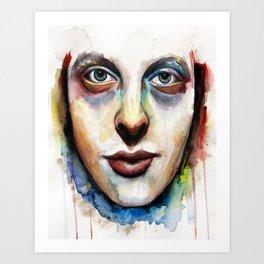 Rory. Art Print