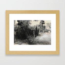 Expired Framed Art Print