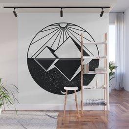 Dualism Wall Mural