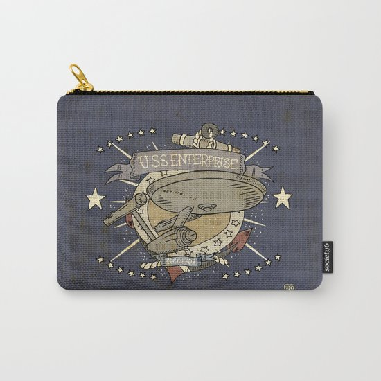 Star Trek Enterprise Carry-All Pouch | Star Trek Gift Guide