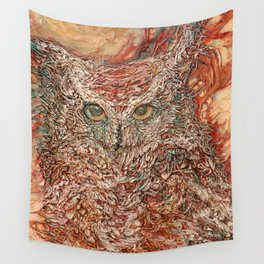 Wind Rider Wall Tapestry
