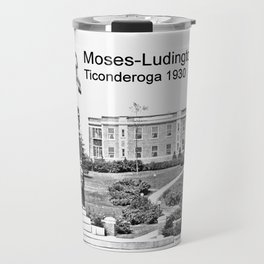 Moses-Ludington Hospital 1930 Travel Mug
