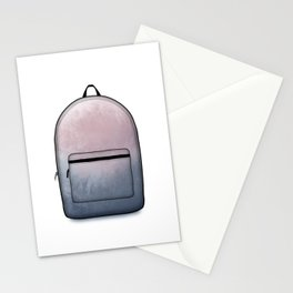 Heard You Like Backpacks Stationery Cards