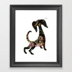 Dog II Jacob's 1968 fashion Paris Framed Art Print
