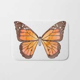 Caterpillar's nirvana Bath Mat