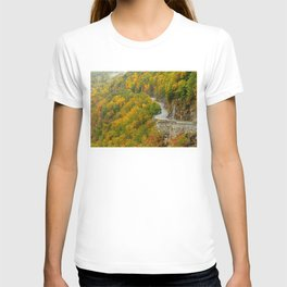 Hawk's Nest Autumn T-shirt