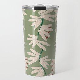 Best Flower Market Travel Mug