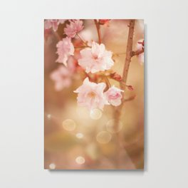 FLOWER - Charmed Moment Metal Print