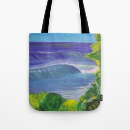 deep_water art Tote Bag