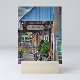 Antique Shops Mini Art Print