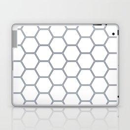 Honeycomb Navy #278 Laptop & iPad Skin