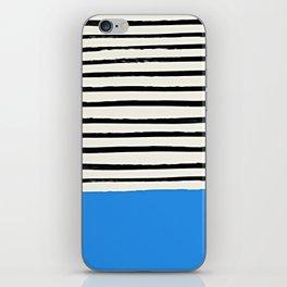 Ocean x Stripes iPhone Skin