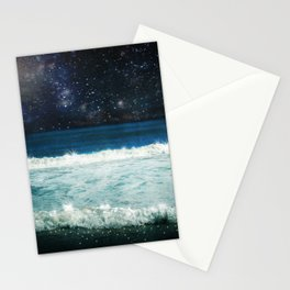 The Sound and the Silence Stationery Cards