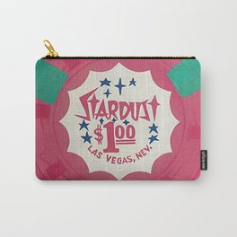 Stardust Pink - Casino Chip Series Carry-All Pouch