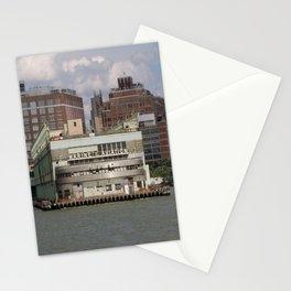 NY Marine and Aviation Building Stationery Cards