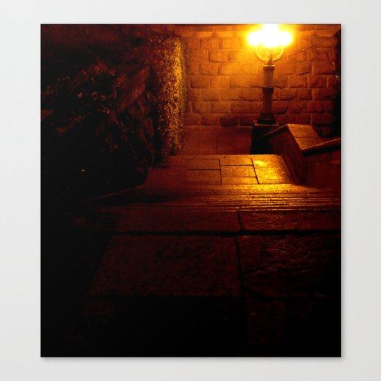 Night Crest 5 Canvas Print