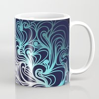 baroque Mugs featuring Baroque by Sproot