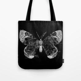 Butterfly Wanderlust Tote Bag