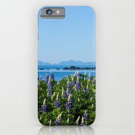 Scenic Alaskan Photography Print iPhone Case