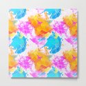 Floral Pattern 09 by serigraphonart
