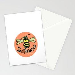 Zombee Stationery Cards