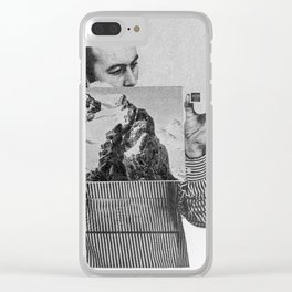 Shaving the Avalanche Clear iPhone Case